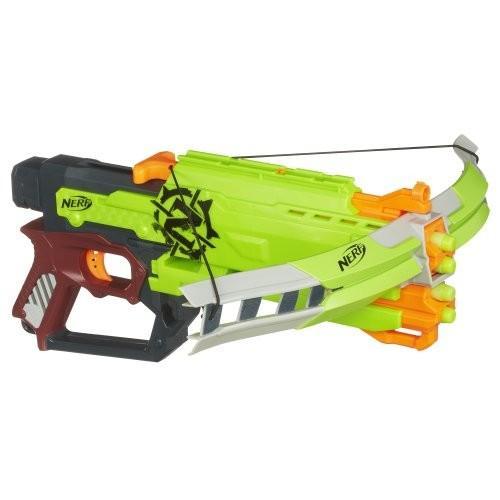 ナーフNerf Zombie Strike Crossfire Bow Blaster