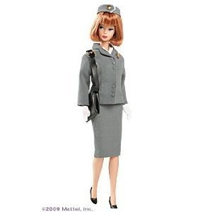 バービーBarbie Collector My Favorite Career- 1966 Pan American Airways Stewardess