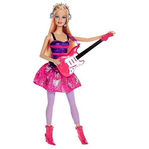 バービーBarbie Careers Rock Star Doll