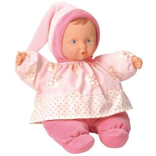 コロールCorolle Babicorolle Babipouce ピンク Cotton Flower Doll