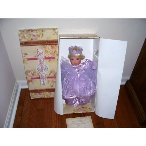 リー・ミドルトンLee Middleton Moments Lil Divine Dancer Vinyl Baby Doll