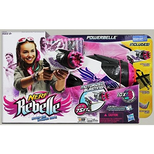 ナーフHasbro Nerf Rebelle Powerbelle Blaster [Toy]