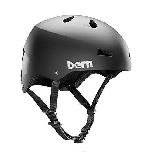 ヘルメットBern - Summer Team Macon EPS Helmet, Matte 黒, Small