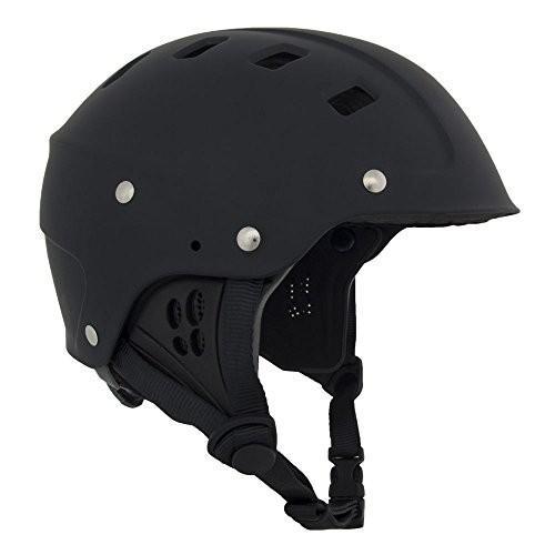 ヘルメットNRS Chaos Side Cut Helmet 黒 Large