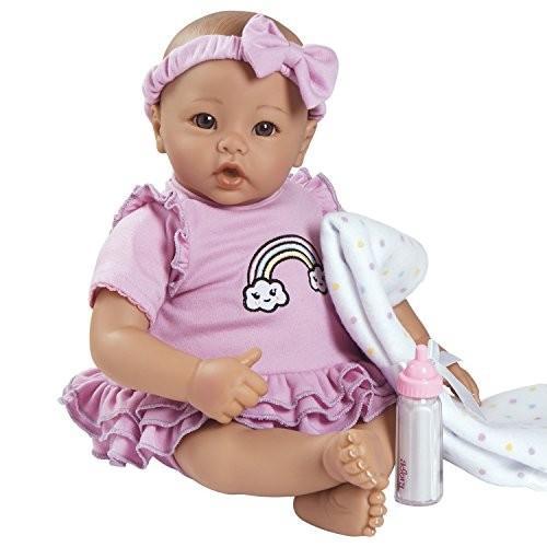 アドラベビードールAdora BabyTime Lavender 16