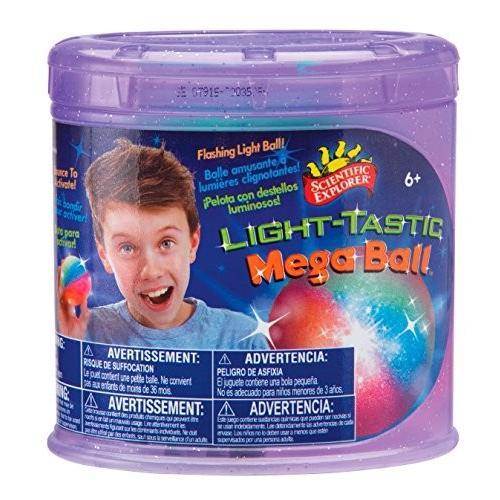 サイエンティフィックエクスプローラーScientific Explorer Light Tastic Mega Ball