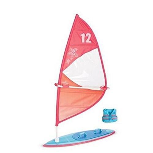 アメリカンガールドールAmerican Girl - Summer Sailboard Set for Dolls - Truly Me 2015