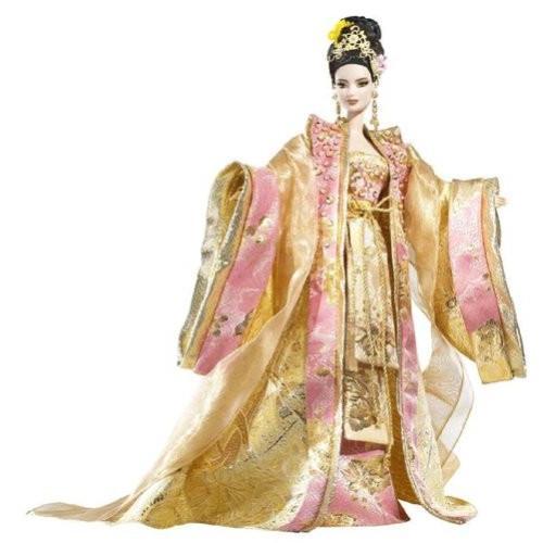 バービーEmpress of the ゴールドen Blossom Barbie Doll Limited Edition 4700 or less!