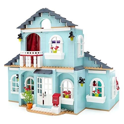 メガブロックMega Bloks American Girl Grace's 2-in-1 Buildable Home