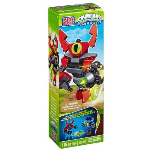 メガブロックMega Bloks Skylanders Magna Charge Buildable Figure
