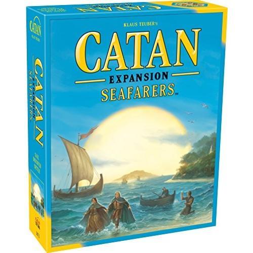 ボードゲームCatan Expansion: Seafarers