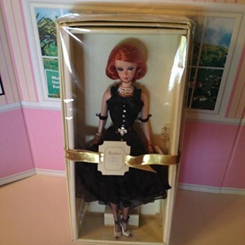 バービーHaut Monde Barbie Doll ゴールド Label Mattel BFC