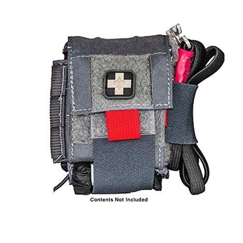 タクティカルポーチHigh Speed Gear On or Off Duty Medical Pouch Color: Wolf Gray