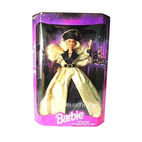 バービーMattel City Sophisticate Barbie, Service Merchandise Limited Edition, 1994 Edition, 12005, NRFB
