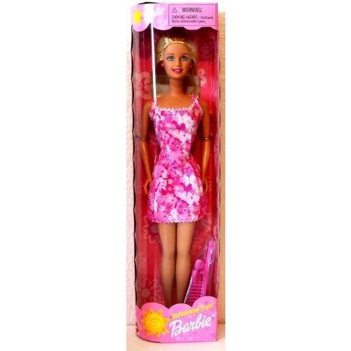 バービーMattel Barbie Sunshine Fun 1999 Doll