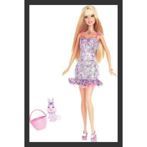 バービーBarbie Easter Pretty 2009 Doll