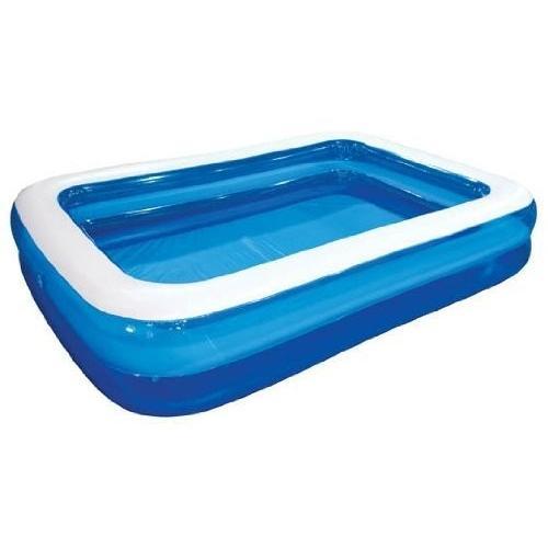 プールGiant Inflatable Kiddie Pool - Rectangular (103