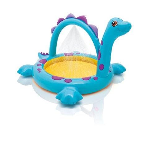 プールIntex Dino Spray Pool, 90
