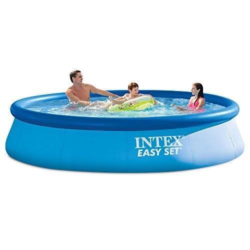 プールIntex 12ft X 30in Easy Set Pool Set with Filter Pump