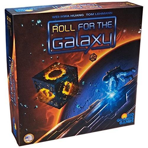 ボードゲームRoll for The Galaxy Board Game
