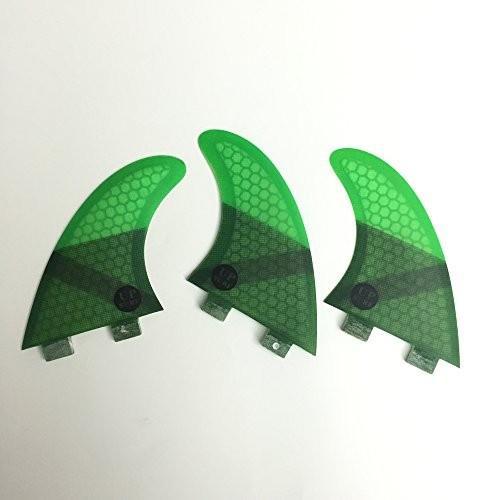 サーフィンUPSURF Core Carbon Surboard Fins G5 Medium Size FCS