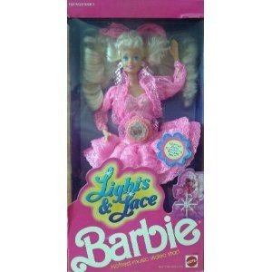バービーBarbie Lights and Lace Doll