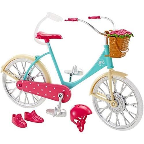 バービーBarbie on the Go Bike Accessories
