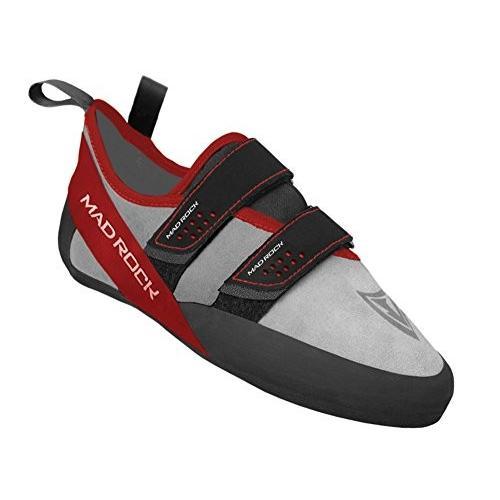 海外正規品Mad Rock Drifter Climbing Shoe - 赤 Size 12.5