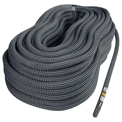 海外正規品Singing Rock R44 NFPA Static Rope (11-mm x 300-Feet, Black)