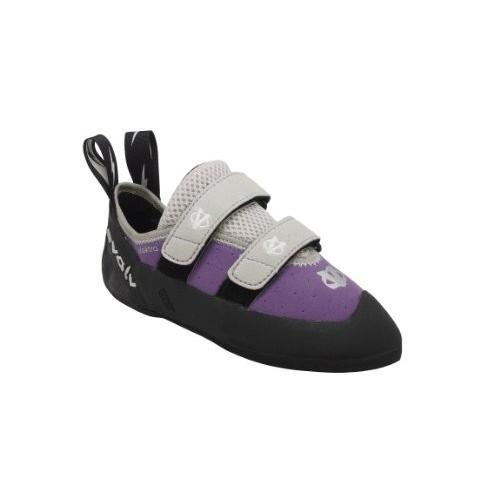 海外正規品Evolv Elektra Climbing Shoe (2014) - Women's Violet 4.5
