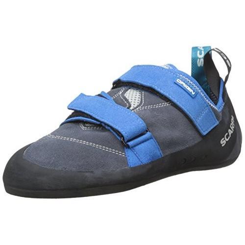 海外正規品SCARPA Origin Climbing Shoe-U, Iron Gray, 45 EU/11.5 M US