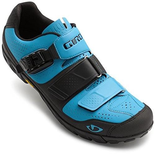 海外正規品Giro Terraduro MTB Shoes 青 Jewel/黒 42