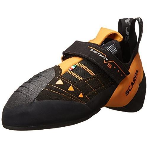 海外正規品Scarpa Men's Instinct VS Climbing Shoe,黒,39 EU/6.5 M US