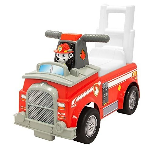 パウパトロールPaw Patrol Marshall Fire Engine Ride-On Vehicle