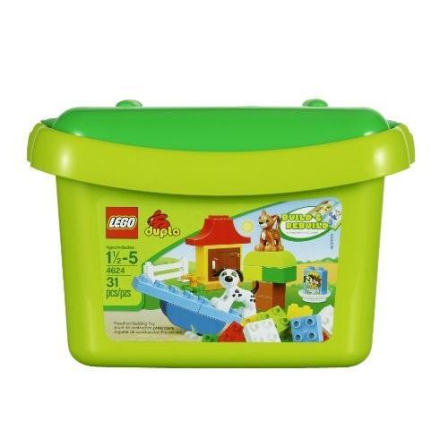 レゴLEGO Duplo 4624 Brick Box