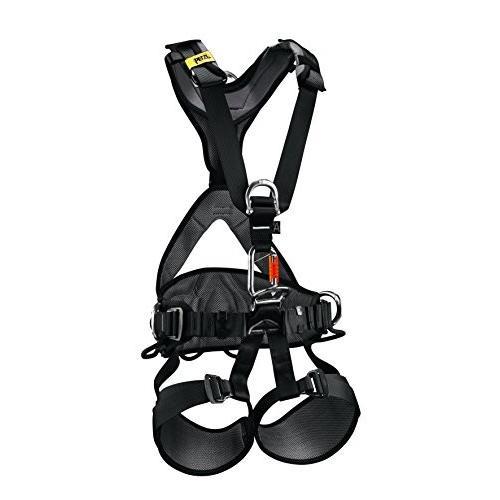 海外正規品PETZL - AVAO BOD International Version, Comfortable Harness for Fall Arrest, Size 2