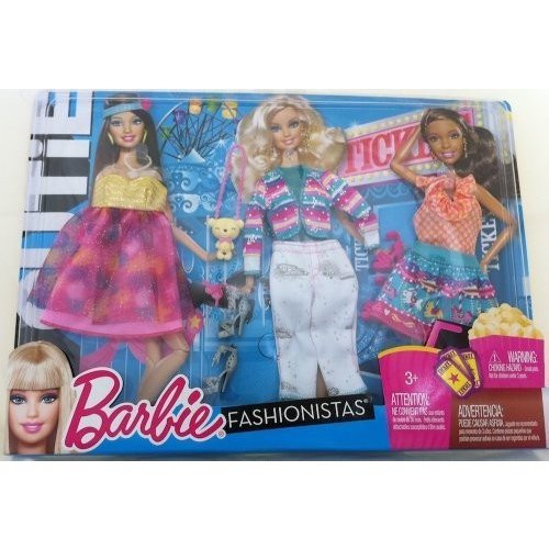 バービーBarbie Fashionistas: Night Looks Clothes - At the Carnival Fashion Set