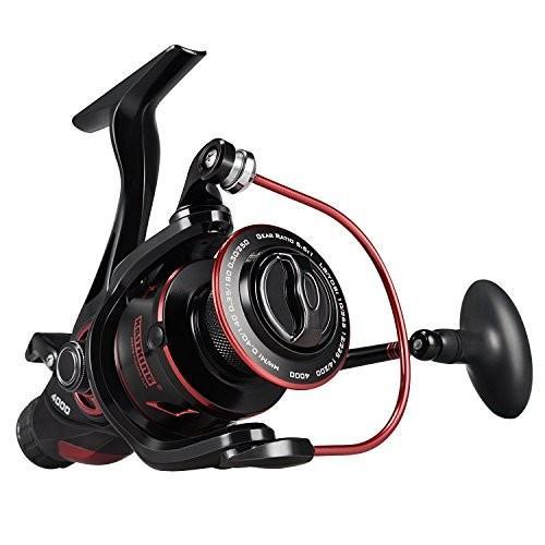 リールKastKing Sharky Baitfeeder III Spinning Fishing Reel,Size 4000