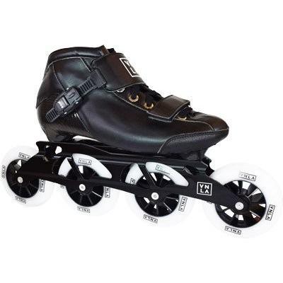 インラインスケートVNLA X1 Inline Roller Skate | Fitness Skate from Vanilla | Carbon Fiber Speed Skate for Men, Women, and