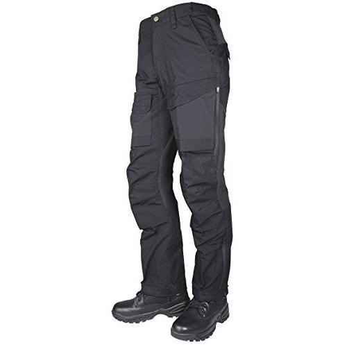 海外正規品Tru-Spec Men's 24-7 Xpedition Pants, 黒, W: 36 Large: 32