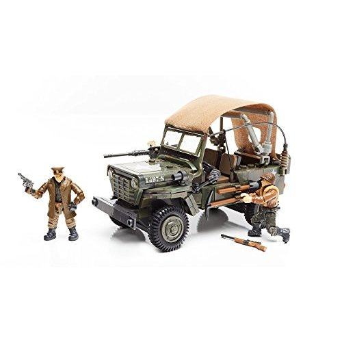 メガブロックMega Construx Call of Duty Infantry Scout Car Building Set