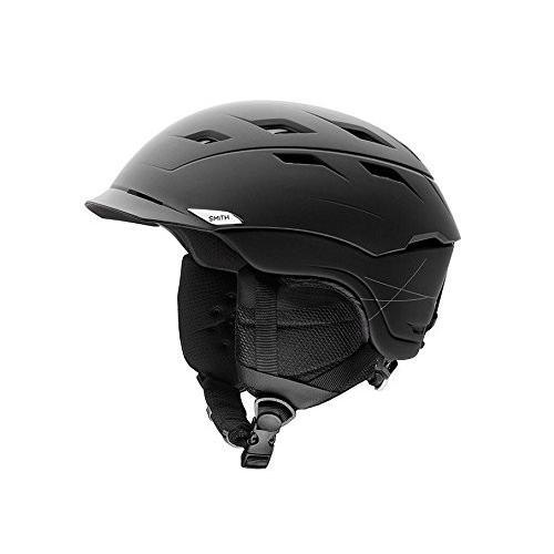 スノーボードSmith Optics Variance Adult Ski Snowmobile Helmet - Matte 黒/X-Large
