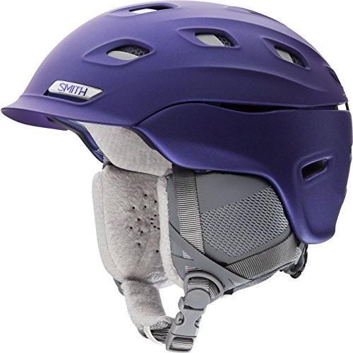 スノーボードSmith Optics Vantage Women's Snow Snowmobile Helmet - Satin Ultraviolet/Small
