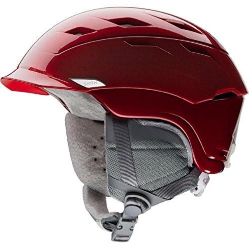 スノーボードSmith Optics Variance Adult Ski Snowmobile Helmet - Metallic Papper/Large