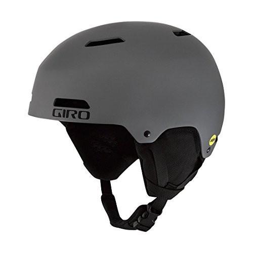 スノーボードGiro Ledge MIPS Snow Helmet Matte Titanium SM 52?55.5cm