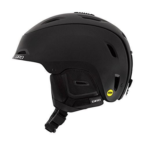 スノーボードGiro Range MIPS Snow Helmet Matte 黒 SM 52?55.5cm