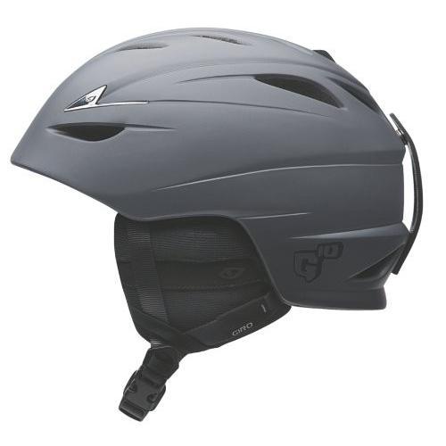 スノーボードGiro G10 2009 Snow Helmet (Matte Pewter, Small)