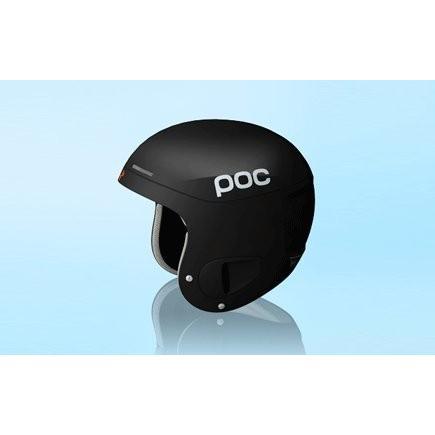スノーボードPOC Skull X, Race Helmet, 黒, Medium