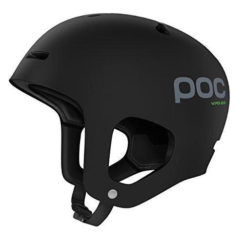 スノーボードPOC Auric Pro, Park Rider Helmet, Matt 黒, XL/XXL
