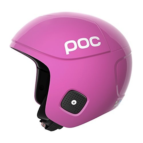 スノーボードPOC Skull Orbic X Spin, High Speed Race Helmet, Actinium ピンク, X-Small